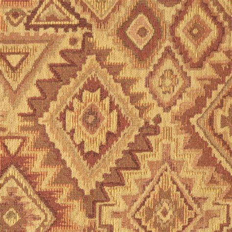 Style Upholstery Fabric by Beige Orange Yellow And Burgundy Southwest Style