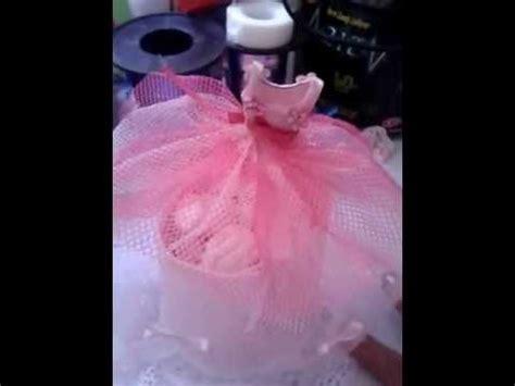 diy como hacer vestidito rosa recuerdo bautizo youtube diy como hacer vestidito rosa recuerdo bautizo doovi