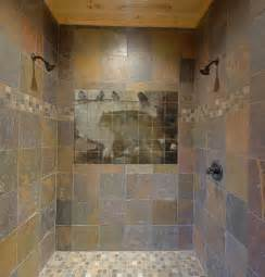 seat double shower arrangement idea in contemporary mural wallpaper marble tile murivamuriva