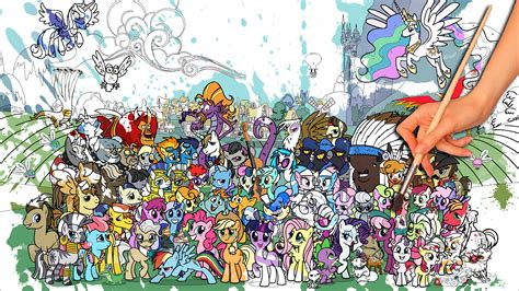 the colors of friendship a book about characters who become friends despite their differences books my pony coloring page friendship is