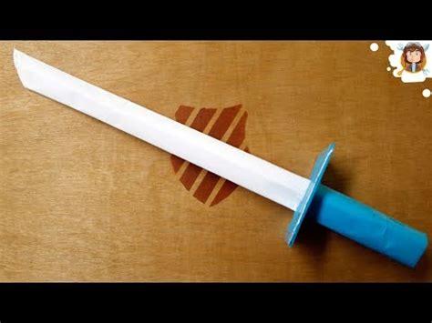 Origami Butterfly Knife - how to make paper karambit jak zrobi艸 papierowego