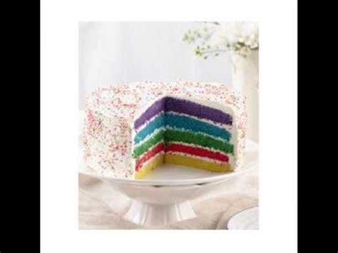 cara membuat cheese rainbow cake rainbow cake resep rainbow cake cara membuat rainbow