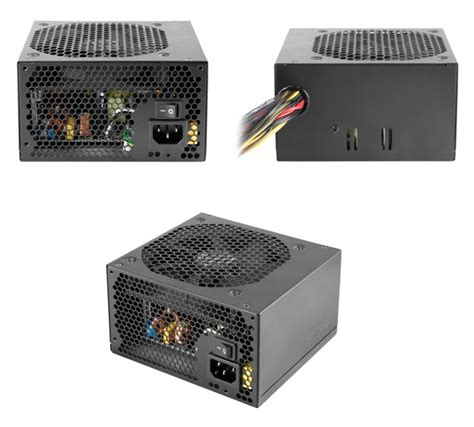 Power Supply Psu Antec Vp Series 500w Vp500p V2 80 antec basiq vp 500p 500w power supply ant psu vp500w pc gear
