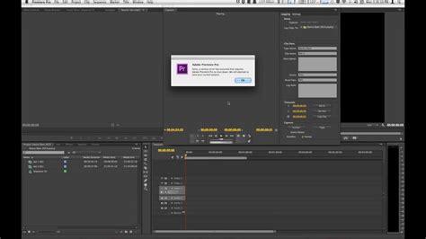 adobe premiere pro usb video capture premiere pro quot serious error quot on hdv capture youtube