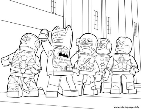 coloring pages lego flash lego batman ironman flash coloring pages printable
