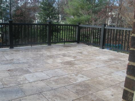 Raised Gravel Patio by Best Deck And Patio Enclosure Ideas From
