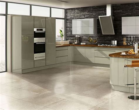 grey gloss kitchen cabinets 71 best images about kitchens appliances on pinterest