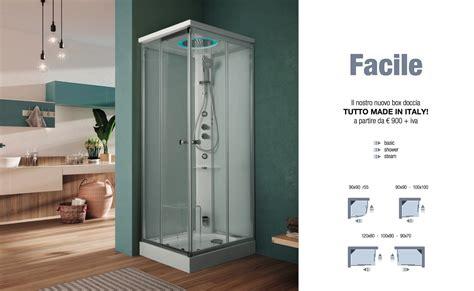 vasche idromassaggio con doccia prezzi vasca idromassaggio con box doccia