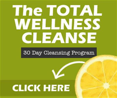 Detox Solution Pdf by Total Wellness Cleanse A Real Solution To Cleanse Your