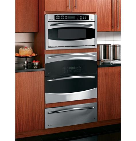 """GE Profile? 30"""" Built In Single/Double Convection Wall"""