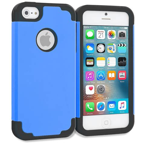 Slim Armor For Iphone 5 Free Ultrathin 1 for apple iphone 5 5s se hybrid armor soft silicone