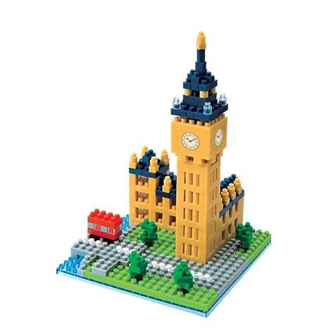 Lego Nano Block nanoblock big ben toys