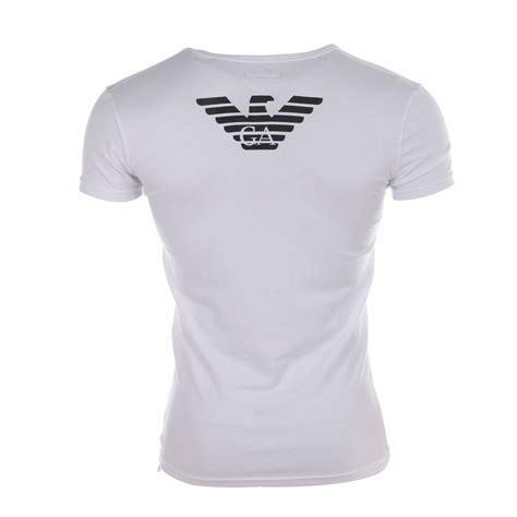 Kaos T Shirt Giorgio Armani Impor Premium Quality 18 emporio armani eagle stretch t shirt white models