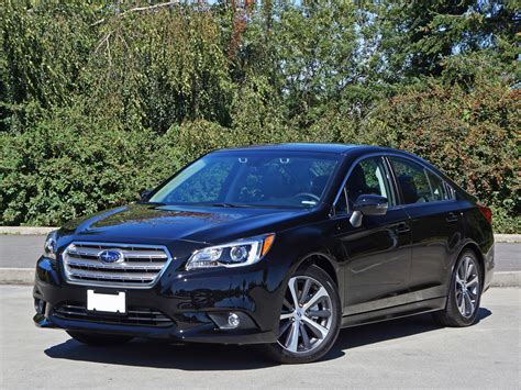 subaru legacy 2017 2017 subaru legacy 3 6r limited road test review