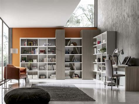 librerie ad angolo moderne libreria ad angolo arredamenti negozio pordenone