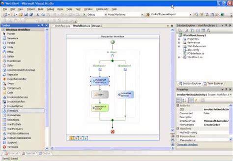 microsoft workflow designer net framework 3 0 buffet codeproject