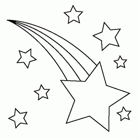 moon and stars coloring pages printable coloring home