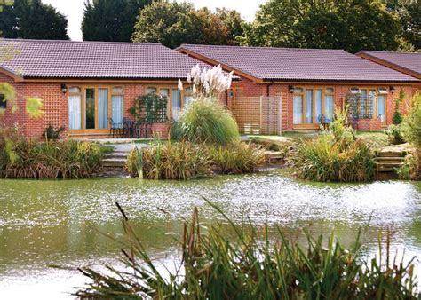 Hoseasons Country Cottages by Rookley Country Park In Rookley Hoseasons