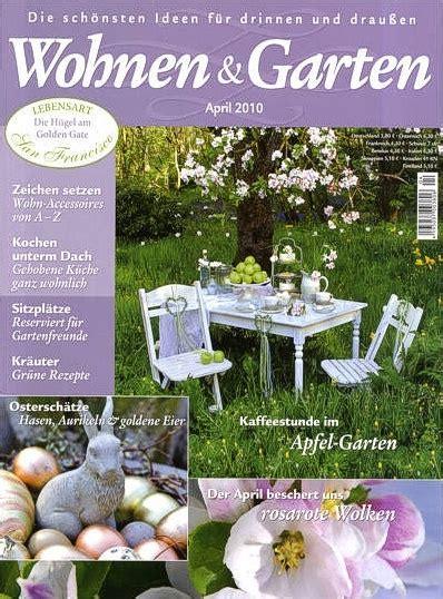 Zeitschriften Garten zeitschrift wohnen und garten wohnen und garten haus garten zeitschriften bestellen