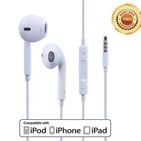 best earphones iphone 6 earphone headphone for apple iphone 6 6s 5 5s at rs 45