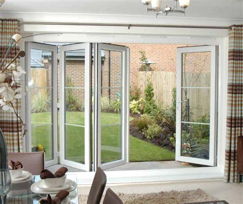 Bi Fold Exterior Doors Bi Folding Doors Exterior Home Decor Interior Exterior