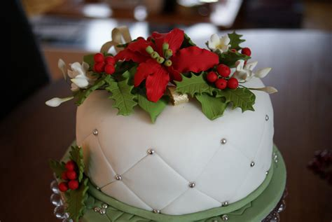 decorated christmas cakes myideasbedroom com
