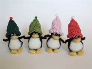 penguin christmas tree ornaments penguins pinterest