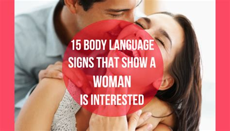 Language Signs Of Flirting by Finding 15 Language Signs That Show A
