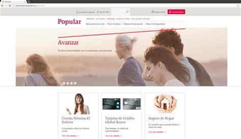pagina banco popular abanca banco popular y banco santander explican los