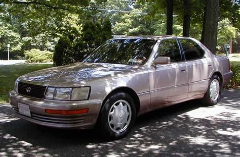 automotive repair manual 1990 lexus ls transmission control first generation lexus ls400 1990 1994 lexus ls400 road test carparts com