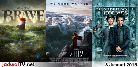 jadwal film indonesia januari 2016 jadwal film 8 januari 2016 jadwal tv
