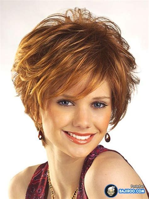 hairstyle for over 50 and thinning hair short haircuts for round faces and thin hair hairstyles