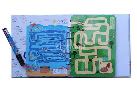 Mainan Edukasi My Mummy Board Book Terbaru my busy book by elhana rumah bunda
