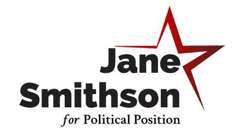 Political Logo Templates Online Candidate Political Logo Templates