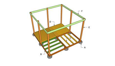 pergola plans   woodworking
