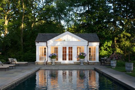 Home Plans With Pools Pool House