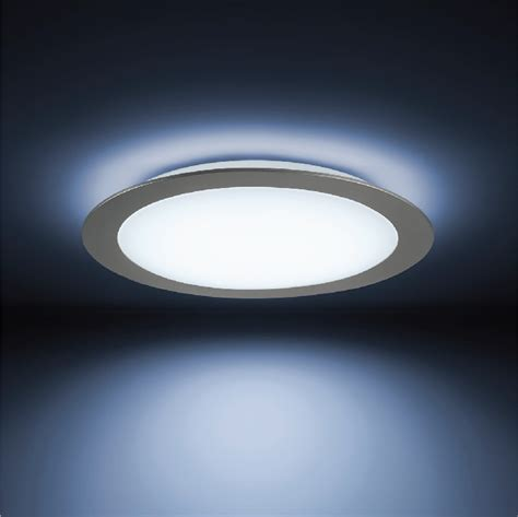 hue ceiling fan light 45037 hue quot muscari quot 45w 150w led 22k 65k metal ceiling