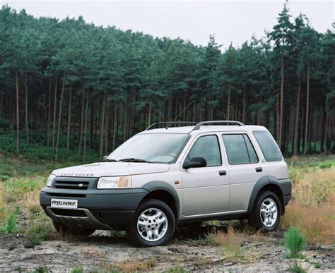 land rover freelander 2003 land rover freelander station wagon 1997 2003 running