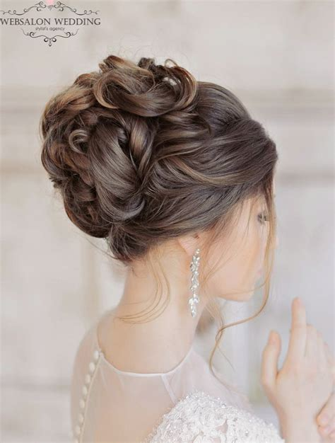 bridesmaid hairstyles ideas and hairdos 25 best ideas about elegant wedding hairstyles on