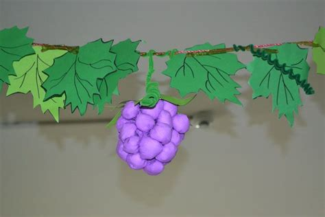 grapes craft for grape craft ideas 1 171 funnycrafts