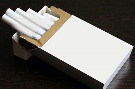 Iring Hook Merek Dan Polos kemasan rokok polos gerus rokok indonesia