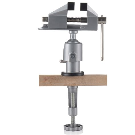 universal table vise bench vice holder  degree rotating