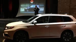 Mitsubishi Outlander Electric Mitsubishi Outlander In Hybrid My Electric Car Forums