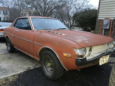 Toyota Celica For Sale By Owner 1972 Toyota Celica St For Sale