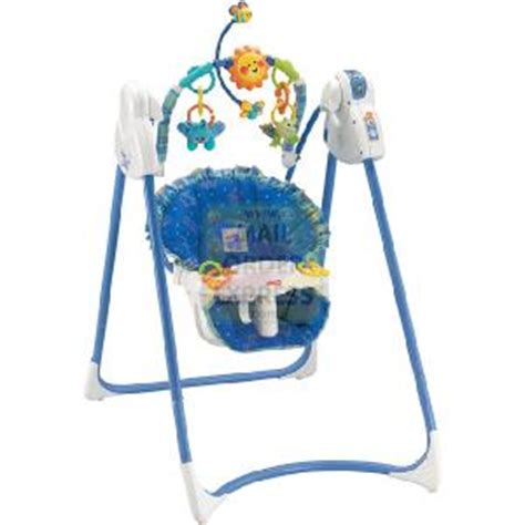 baby motion swing treetops baby goods