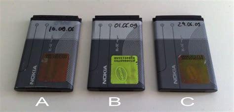 Battery Nokia Bl 4c 5c bl 5c kikuyumoja