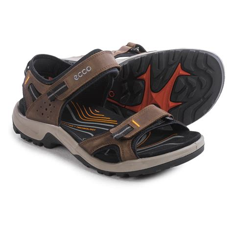 ecco mens sandals ecco yucatan ii sport sandals for save 46
