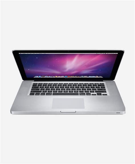 Macbook Pro Refurbished used apple macbook pro 15 4 inch glossy 2 0ghz