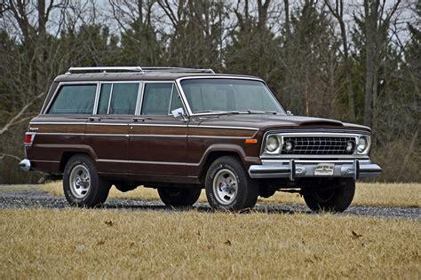 jeep wagoneer 1977 jeep wagoneer