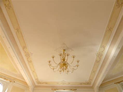soffitto dipinto soffitto dipinto con nuvole design per la casa idee